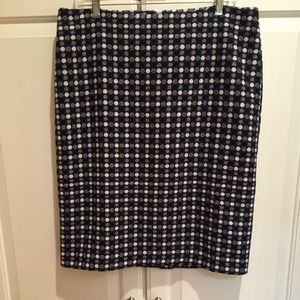 (nwot) Talbots Pencil Skirt